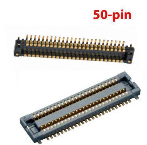 2шт - Разъем межплатный ASUS X555Q, X555QG - HDD Sound Board