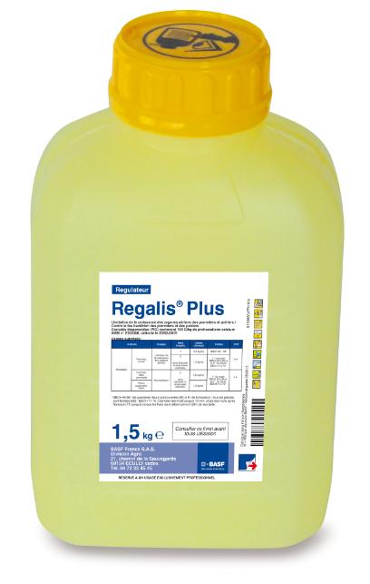 Регулятор росту Регалiс® Плюс,в.г -1,5 кг