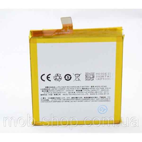 Батарея аккумулятор Meizu M2 mini (BT43C), 2450 mAh