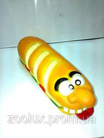 Игрушка для собак «сумасшедший бутерброд»