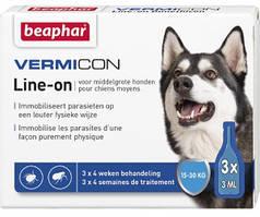 Краплі Beaphar Immo Shield Line-On (краплі від бліх, кліщів і комарів) для собак 15-30кг (1 піпетка)