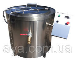 Котел пищеварочный с мешалкой КПЭ-400 МЕ-02 масляный нагрев