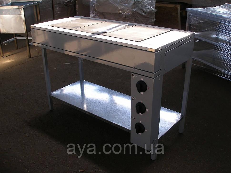 Плита электрическая профессиональная ЭПК3