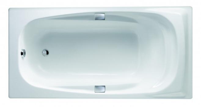 Ванна Jacob Delafon Super Repos 180x90 E2902-00 с ручками