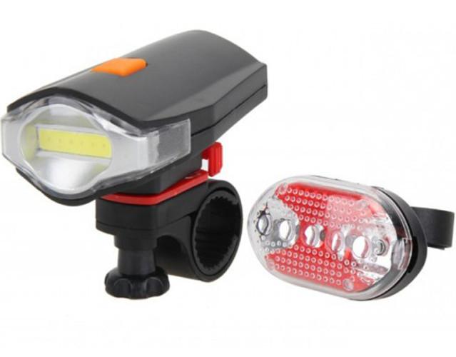 Комплект фар свет + стоп KK-630+STOP (KK-630)