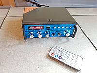 Усилитель звука UKC 666BT Bluetooth, фото 1