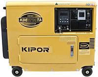Дизельные генераторы Kipor KDE6700ТАО