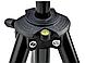 146 см. Универсальный штатив трипод FY608 для фото/видео c пузырьковым уровнем черный, фото 4