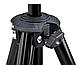 146 см. Универсальный штатив трипод FY608 для фото/видео c пузырьковым уровнем черный, фото 5