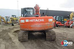 Гусеничный экскаватор Hitachi ZX130-3 (2010 г), фото 2