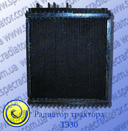 Радиатор охлаждения трактора Т-330, фото 2