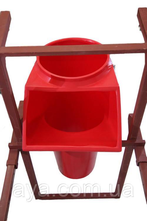 Приемный этажный рукав для мусоросброса , новый