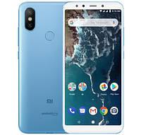 Смартфон Xiaomi Mi A2 4/64Gb Blue Global version (EU) 12 мес