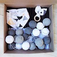 """Подарочный набор для новорожденного, на крещение, подарок на год """"Этника"""", фото 1"""