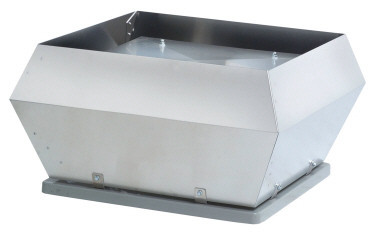 Крышный вентилятор Systemair  DVSI 500DS sileo