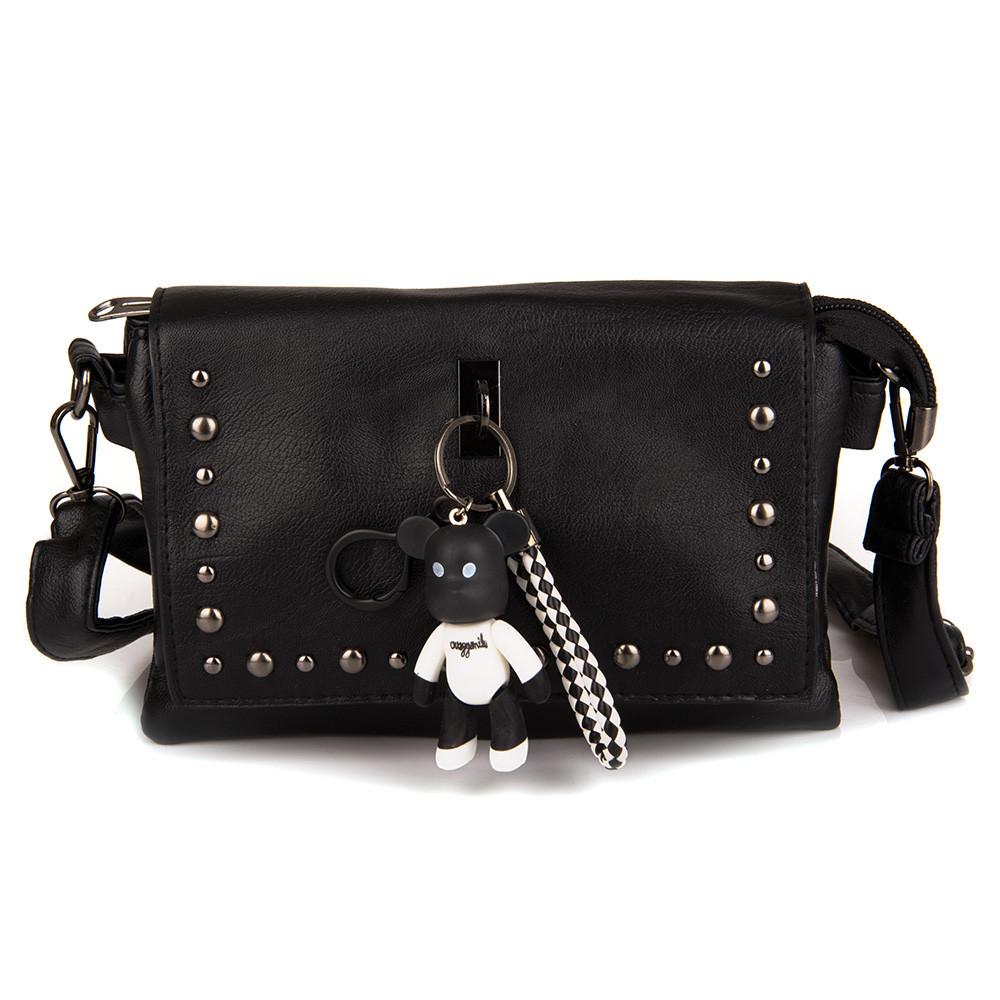 Женская сумочка с брелком Spike 2020