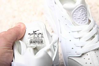 Женские кроссовки Nike Air Huarache White, фото 2