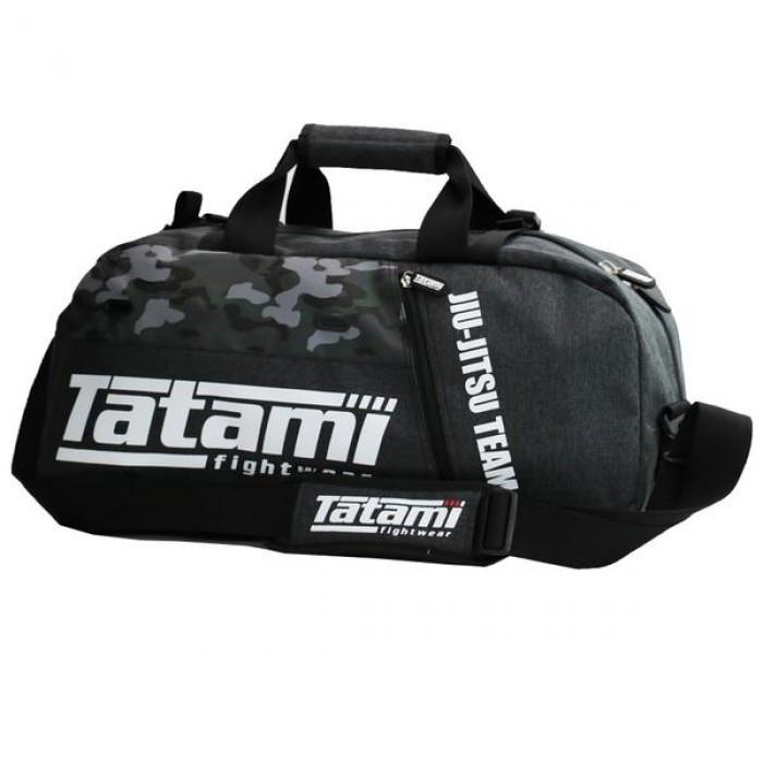 Сумка-рюкзак спортивный TATAMI Jiu Jitsu Gear Bag Camo