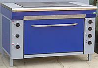 Плита электрическая промышленная с духовкой ЭПК-4МШ