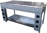Плита промышленная электрическая 6 конфорок, фото 1