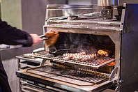 Хоспер ПДУ 1000, печь гриль, фото 1