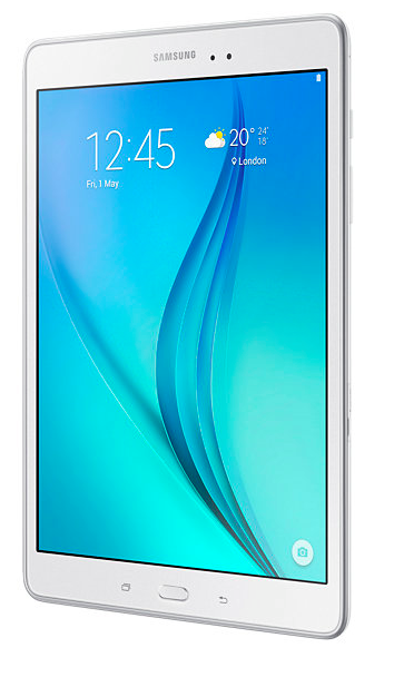 "Планшет Samsung Galaxy Tab A 10.1"" 2Gb/16Gb White (SM-T580N) Б/У"