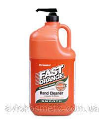 Мягкий лосьон-очиститель рук «Фаст Оранж» 3,78л  с дозатором