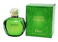 Женская туалетная вода Dior Tendre Poison (мягкий, нежный, женственный аромат)