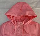 Детская куртка с подстежкой ASIA для девочки розовая р. 80-104 см (QuadriFoglio, Польша), фото 3