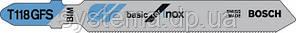 3 ЛОБЗИКОВЫЕ ПИЛКИ T 118 GFS, BIM, фото 2