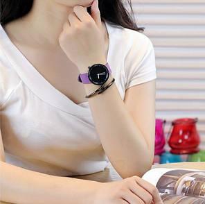 Часы женские сереневые, фото 2
