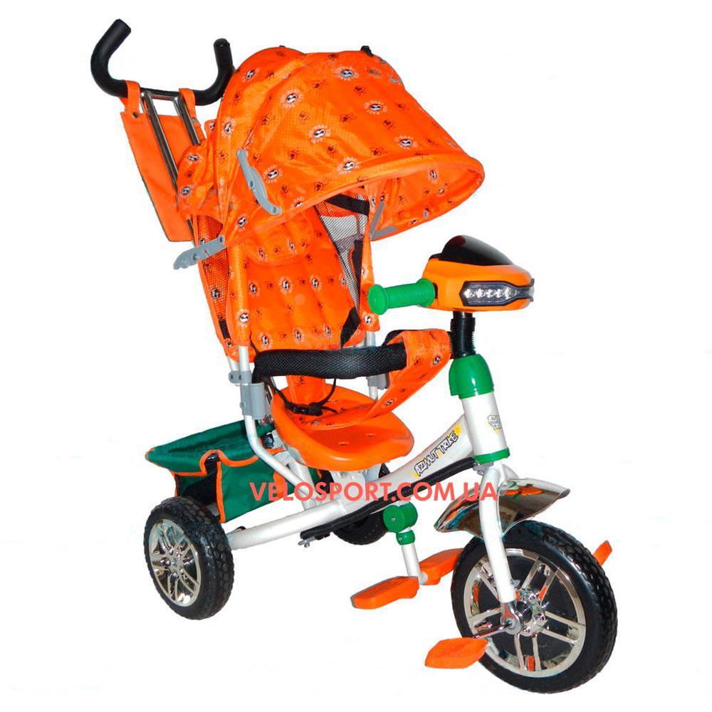 Детский трехколесный велосипед Azimut BC17B Ламбофара