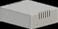 Корпус РЭА металлический, модель MB-4ECU-W150H50L130, RAL9006(Metallic textured), фото 1
