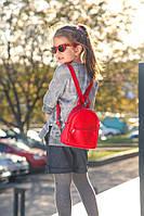 Маленький рюкзак-сумка Rainbow, цвет