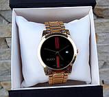 Качественная реплика часов GUCCI. Стильные женские часы. Качественные часы. Модный часы., фото 3