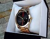 Качественная реплика часов GUCCI. Стильные женские часы. Качественные часы. Модный часы., фото 4