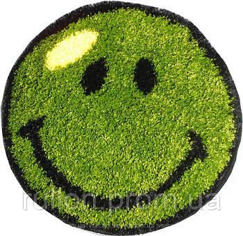 Ковёр Fantasy/Kolibri Смайлик зелёный (Smile 12003-130)