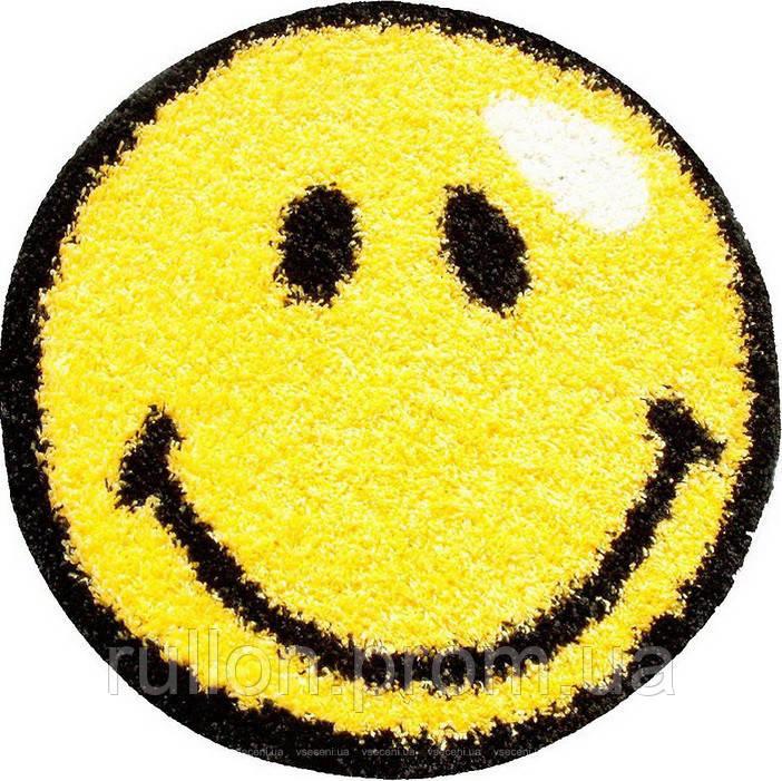 Ковёр Fantasy/Kolibri Смайлик жёлтый (Smile 12003-150)