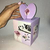 Коробка упаковочная (18х9х10 см)