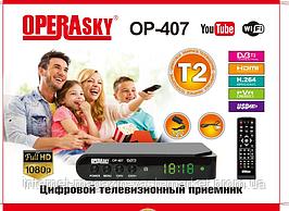 Цифровой эфирный тюнер Т2, TV тюнер, ТВ приставка, Ресивер цифрового телевидения Т2, Цифровая приставка Т2