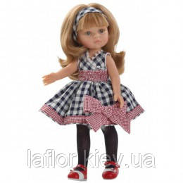 Кукла в клетчатом Карла подружка Paola Reina, фото 2
