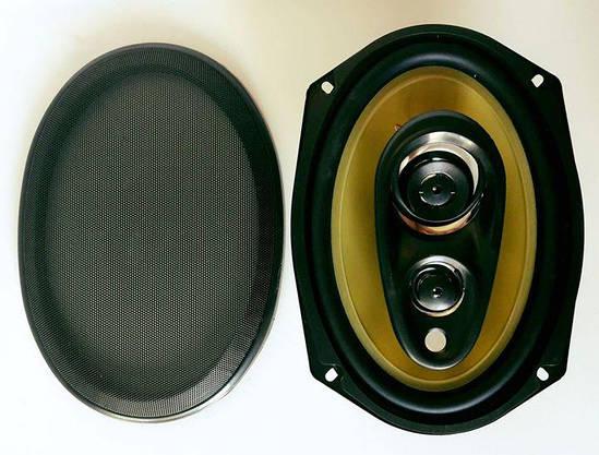 Автомобильные Динамики-Колонки 350W Овалы, фото 3