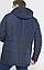 Мужские куртки зимние недорогие   48-58 синяя, фото 3