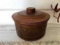 Керамическая кастрюля 1,7 литра