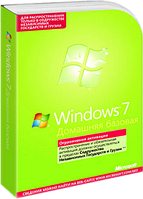Операционная система Windows 7 Home Basic Russian DVD BOX (F2C-00545)