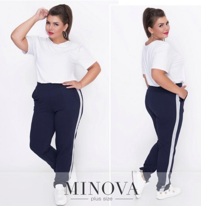 4dd97f0f22cc Спортивные женские штаны ТМ Фабрика моды батал р. 50-62 купить в Украине по  цене ...