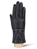 Модные женские перчатки кожаные IS00591, фото 1