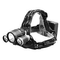 Налобний ліхтар POLICE BL-6633-T6 (JR-3000)