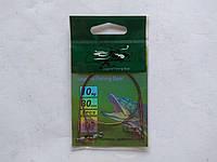 Поводок плетеный 7х7 Legend Fishing Gear 10кг, 2шт 30
