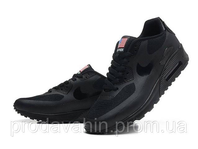 Женские кроссовки Nike Air Max 90 Hyperfuse USA Flag. кросівки найк жіночі, кроссовки  air c861be7e169